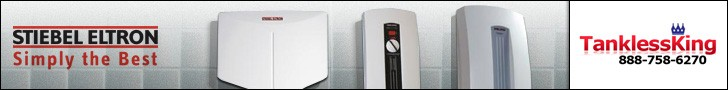 Stiebel Tankless Point of Use Tankless
