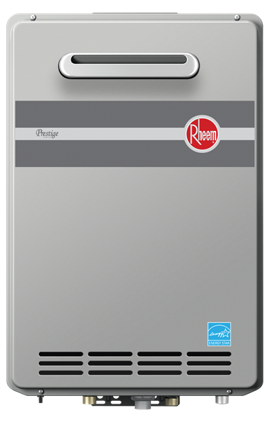 Rheem Tankless 9.0 Series