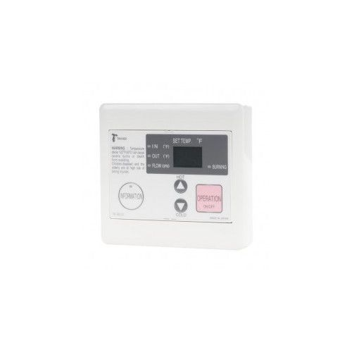 Takagi TK-RE02 Temperature Remote Controller (9007666005)