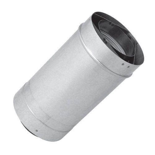 "Rheem RTG20151-W  6"" Vent Length for 3/5 Inch Concentric Vent"