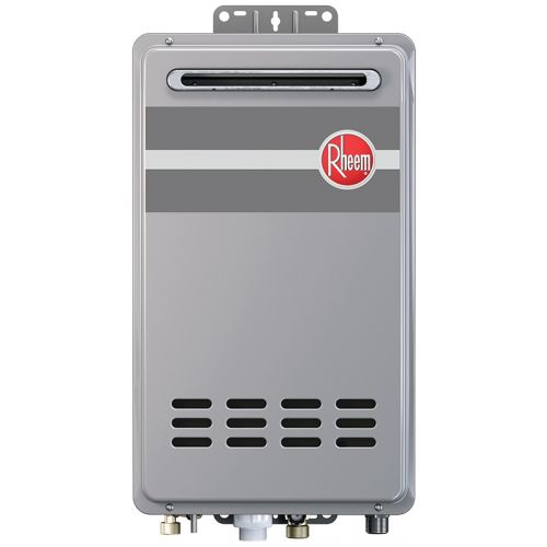 Rheem RTG-70XLN Outdoor Natural Gas Tankless Water Heater