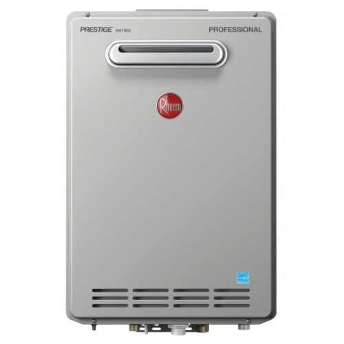 Rheem RTGH-68XLN-2 Natural Gas Condensing Tankless Water Heater (Outdoor)