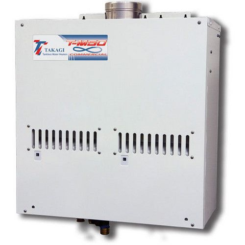 T-M50-LP-ASME Takagi Tankless Water Heater ( Propane )
