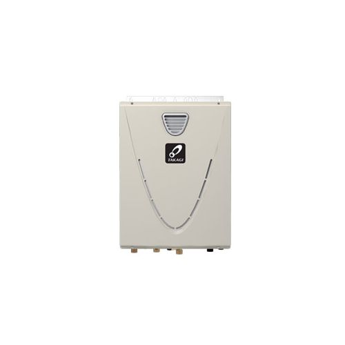 Takagi TCT-199O-N - 199,000 BTU Natural Gas Outdoor Condensing Ultra-Low NOx