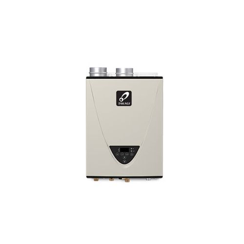 Takagi TCT-199I-N - 199,000 BTU Commercial Natural Gas Indoor Condensing Ultra-Low NOx