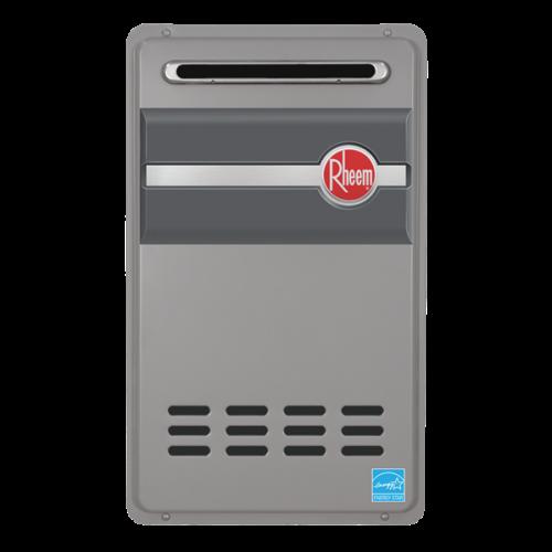 Rheem RTG-95XLN-1 Outdoor Natural Gas Tankless Water Heater