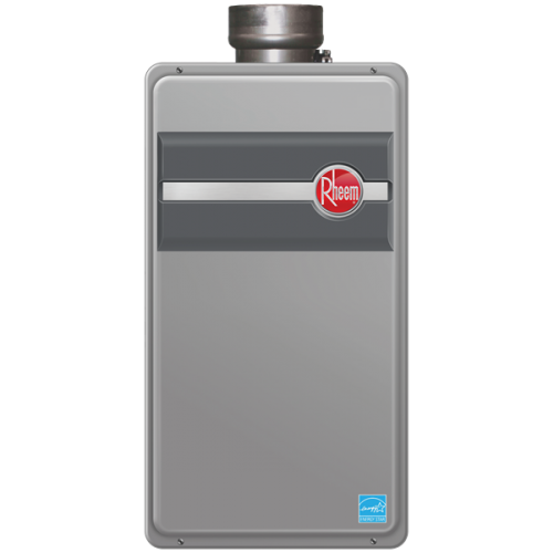 Rheem RTG-84DVLN Direct Vent Natural Gas Tankless Water Heater | Ecosense Rheem Tankless |