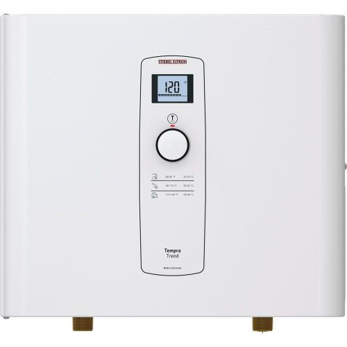Stiebel Eltron Tempra 24 Trend Tankless Water Heater (239216)