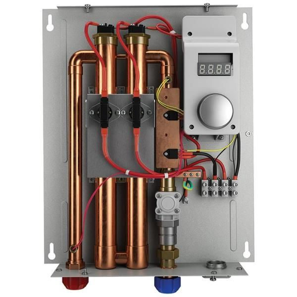 install rheem electric tankless water heater