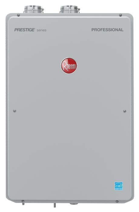 Rheem RTGH-84DVLN-2 Natural Gas Condensing Tankless Water Heater