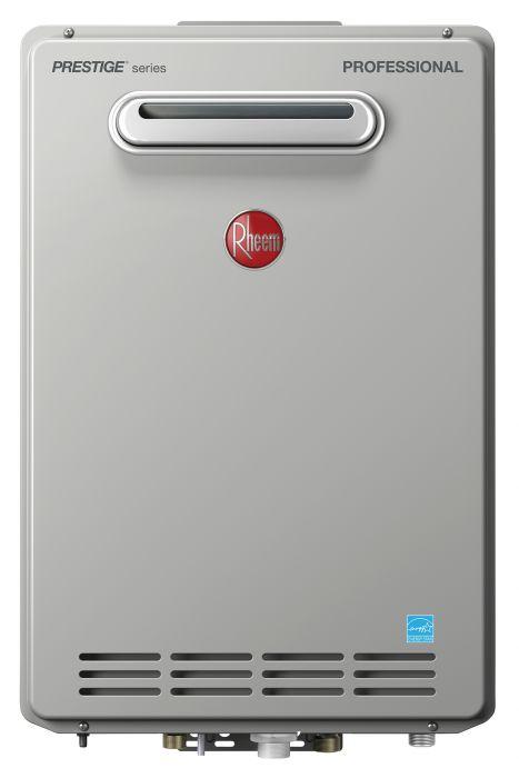 Rheem RTGH-68XLP-2 Propane Condensing Tankless Water Heater (Outdoor)