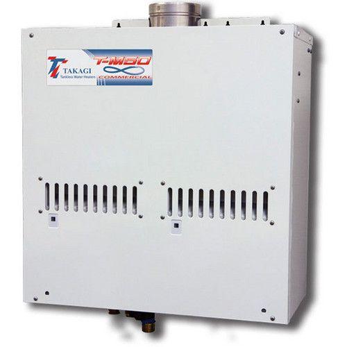 T-M50-NG-ASME Takagi Tankless Water Heater (Natural Gas)
