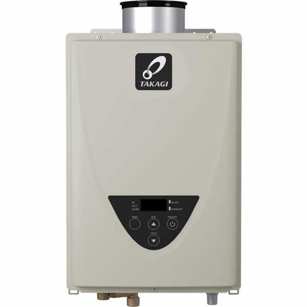 Takagi TK-310C-NI Non-Condensing Indoor Tankless Water Heater