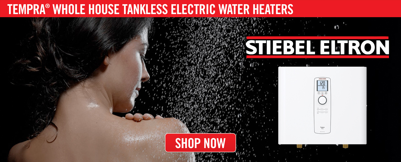Stiebel Eltron Tempra Tankless